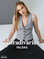 Ofertas de Stradivarius, Faldas
