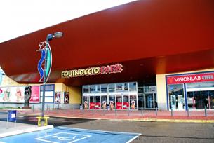 Centro Comercial Equinoccio Park Zaratán