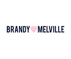 Catálogos de <span>Brandy Melville</span>